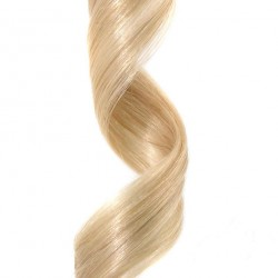 Clip-in prúžok, 50 cm - blond