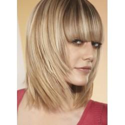 Clip in ofina, 30g REMY - prírodná / svetlejšia blond