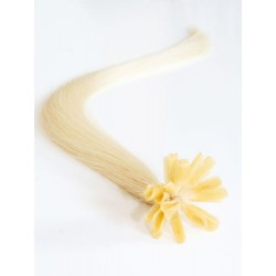Keratin, 50 cm 0,7g/pr., 50 ks - najsvetlejšia blond