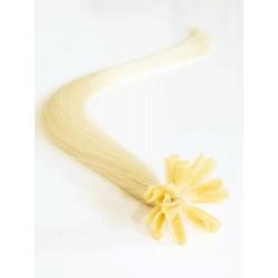 Keratin, 60 cm 0,5g/pr., 50 ks - najsvetlejšie blond