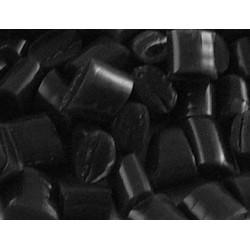 Keratínové granulky 10g - čierna